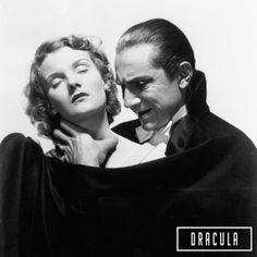 A midweek snack. Dracula, August 2017