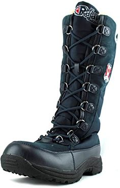 Pajar Womens Greenville Hi Winter Boots