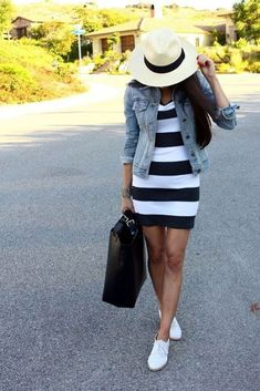 Affordable And Casual Spring Outfits Ideas12