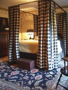 Fall Picture's~~2015 Linda B. www.picturetrail.com/theprimitivestitcher Primitive Bedroom, Primitive Furniture, Primitive Country, Dream Bedroom, Home Bedroom, Master Bedroom, Bedroom Decor, Prim Decor, Primitive Decor
