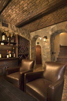 Wine Cellar Designs That Will Convince You To Build Your Own!