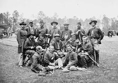 confederate soldiers at camp