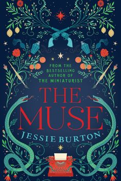 Image result for jessie burton the muse