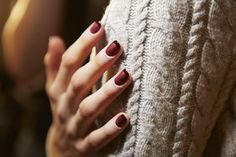 5 Glam Ways To Rock Red Nails Tonight   The Zoe Report