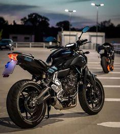 Likes, 8 Comments - Biker Mt 07 Yamaha, Motorcycle Baby, Black Mustang, Biker Love, Futuristic Motorcycle, Yamaha Motorcycles, Chopper Bike, Moto Bike, Super Bikes