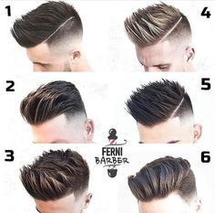 Tips with regard to great looking hair. Your hair is without a doubt what can easily define you as a man or woman. To several individuals it is vital to have a really good hair do. Hair And Beard Styles, Short Hair Styles, Hair With Flair, Gents Hair Style, Quiff Hairstyles, Latest Hairstyles, Beard Model, Haircuts For Men, Barber Haircuts
