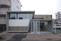 Jyoushin House_A Minimalist House with a sleek concrete structure_Noriyoshi Morimura Architect & Associates