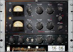 UAD Fairchild 670 / 660