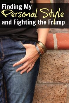 Finding My Personal Style and Fighting the Frump | Life as Mom I'm a novice when it comes to fashion, but that doesn't mean I can't learn. Through trial and error, I'm finding my personal style and fighting the frump. Here's how you can, too! http://lifeasmom.com/finding-personal-style/