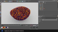 RealFlow | Cinema 4D: Particle-Object Interaction on Vimeo