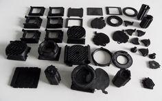 Open Reflex, un appareil photo open source imprimé en 3D