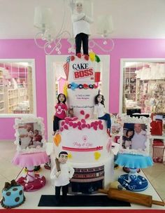 Cake Boss! Cake by Lucia Busico