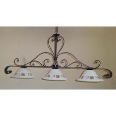 Wrought Iron Chandelier. Customize Realisations. 220 Wrought Iron Chandeliers, Metal Working, Applique, Ceiling Lights, Lighting, Google, Design, Home Decor, Wrought Iron