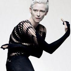 Perfume Review - Tilda Swinton, Like This by État Libre d'Orange ...
