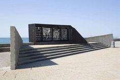 Breath Box (La Grande Motte) / NAS Architecture: mirrored Seafront Pavilion Among Seven Installations at Festival Des Architectures Vives