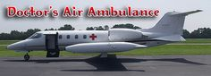 Doctors Air Ambulance Service in Indore provides the most effective treatment in its air ambulance fully medically configured with latest ICU equipment and other necessary medical facilities along with an expert air medical team.