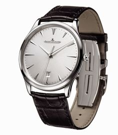 Jaeger-LeCoultre Master Ultra Thin Date in stainless steel | Time and Watches