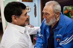Diego y Fidel