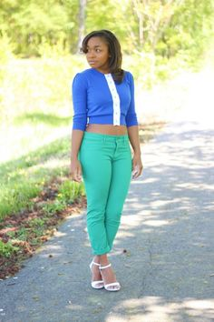 StyleLust Pages: Midriff
