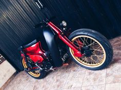 My streetcub! Custom Moped, Custom Motorcycles, Custom Bikes, Honda C70, Yamaha V80, Scooters, Tyre Shop, Honda Bikes, Cafe Racing