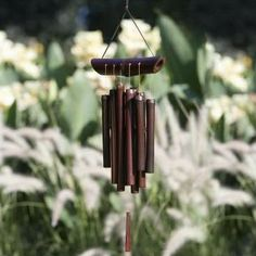 Feng Shui and wind chimes - Feng Shui and wind chimes Bamboo Wind Chimes, Glass Wind Chimes, Feng Shui Wind Chimes, Outdoor Crafts, Outdoor Decor, Japanese Bamboo, Relaxation Meditation, Wind Spinners, Winter Beauty