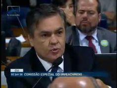 """Em nenhum momento foi negada a palavra à defesa de Dilma"""""""