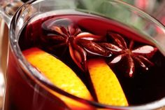 Recipe of the Day: Mulled Wine Homemade Mulled Wine, Wine Vine, Alcoholic Cocktails, Christmas Cooking, Classic Cocktails, Recipe Of The Day, Liquor, Alcohol, Accessories