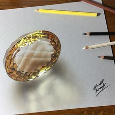 Repost from @marcellobarenghi drawing video: http://www.marcellobarenghi.com/2016/09/citrine-quartz-drawing.html #quartz #citrine #citrinequartz #artoftheday #drawingoftheday #marcellobarenghi FOLLOW @ladyterezie & TAG your artworks #LADYTEREZIE to be FEATURED! HOT TIPS CLICK link in my profile via http://instagram.com/ladyterezie