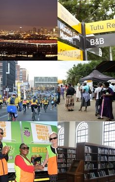 in Johannesburg, South Africa, Spotlight on the Environment, Bio-waste into Energy Country Information, Teaching Jobs, Teaching English, Spotlight, South Africa, Environment, Train, American, Strollers