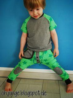 Oh, Junge!: Die perfekte Hose