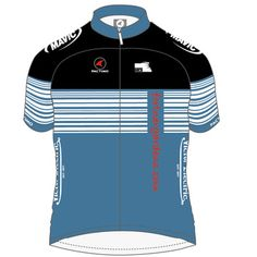Cycling Jersey - Custom Design Example