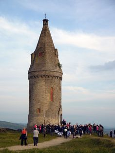 Hartshead Pike Summer Solstice, Spaces, Photo And Video, World, Building, Travel, Summer Solstace, The World, Viajes