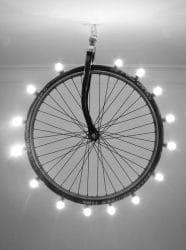 Big Bike Wheel Chandelier Chandeliers