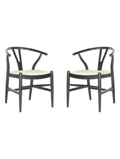 Aramis Dining Chairs (Set of 2) by Safavieh at Gilt