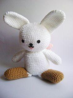 conejo #amigurumi #crochet