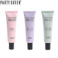 Brand HD Makeup Primer Magic Correcting Redness Concealer Pore Makeup Hydrating Smooth Oil Control Matte Face Base Foundation