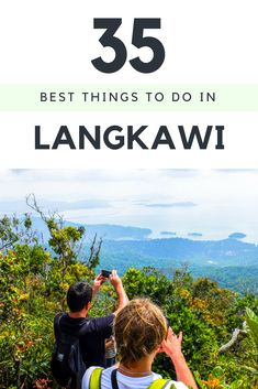 Best things to do in Langkawi, Malaysia | What to do in Langkawi? Where to go in Langkawi? #traveltips #Malaysia #Asia #Langkawi #pulauLangkawi