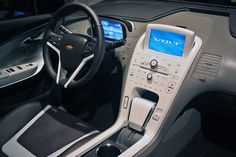 Chevy Volt at Portsmouth Chevrolet - Newington, NH - with new and ...
