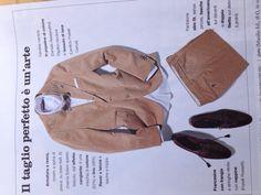 Dove lardini outfit