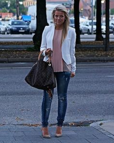 Evening outfit (by Linda Juhola) http://lookbook.nu/look/3907378-evening-outfit