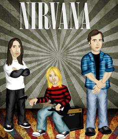 Cartoon Nirvana