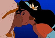 And my boyfriend wonders why this is my favorite movie...Aladdin and Jasmine