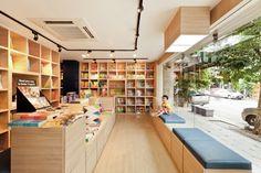 Galeria de Livraria POR-WOR / tidtangstudio - 1