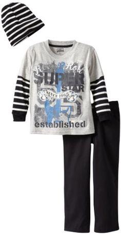 Gymboree Alien Rock Size 5 or 6 Long Sleeve Cotton Shirt Pant Pajama Sleepwear