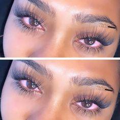 Makeup Geek, Skin Makeup, Makeup Tips, Beauty Makeup, Makeup Inspo, Makeup Ideas, Eyelash Extensions Styles, Mink Lash Extensions, Perfect Eyelashes