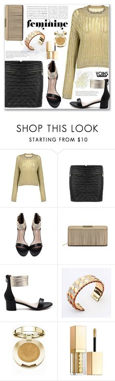 """Yoins"" by jecakns ❤ liked on Polyvore featuring Milani, Stila, yoins, yoinscollection and loveyoins"