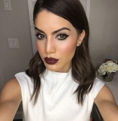 Maquiagem sexy e poderosa para o Dia dos Namorados