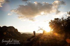 Deanna & James Engagement Session #Sedona #az #merrygoroundrock #wedding #photography #tangledlilacphotography