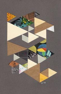 modern craft: collage artists