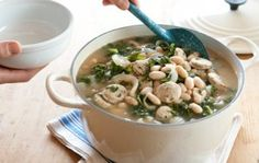White Bean and Kale Soup with Chicken Sausage | Whole Foods Market